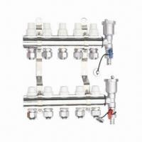 Wholesale Manifolds for In-floor Heating, Easy to Use from china suppliers