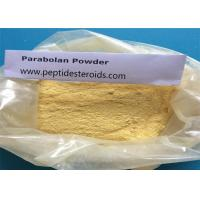Wholesale Legit Trenbolone Hexahydrobenzyl Carbonate Parabolan Yellow Powder For Musclebuilding from china suppliers