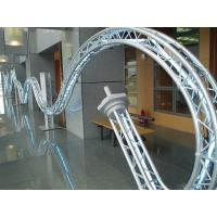 Wholesale Shape Display Circle Aluminum Truss For Exhibition Stand from china suppliers