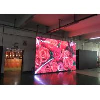 Wholesale P3.91 Rental LED Display Screen Panels , high definition LED Video Wall Hiring Solutions from china suppliers