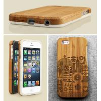 Wholesale 2016 new high quality design printed wood cases for iphone 7 bamboo cases from china suppliers
