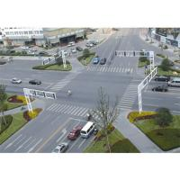 Wholesale IP65 LED Traffic Display Flashing Arrow Board Road Direction Signs from china suppliers