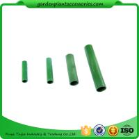 Wholesale Green Bamboo Trellises Garden Cane Connectors Match With Garden Stakes 10pcs/pack Garden Stakes Connectors from china suppliers