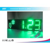 "Wholesale Semi Outdoor Led Gas Price Display , 15 "" Advertising Led Display Panel Price from china suppliers"