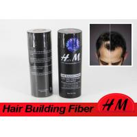 Wholesale 28g HM Hair Growth Fiber Instant Hair Building Fiber Grey Instantly Thicken Thinning Hair from china suppliers