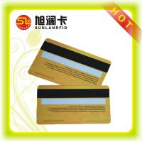 Wholesale ISO NTAG213 ISO14443A NFC Business Smart Card With Hico Loco Magnetic Strip Cards from china suppliers