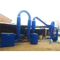 Wholesale Model ST100 Air Flow Sawdust Dryer Machine For Biomass / Wood Drying from china suppliers