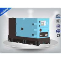 Wholesale 160Kw 200Kva Perkins Soundproof Diesel Generator Set , Low Noise Electric Generator Set from china suppliers