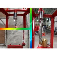 Quality Piping Hfc-227ea Fm200 Fire Extinguishing System For One Zone for sale