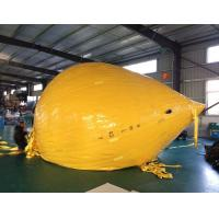 Wholesale 50 ton PVC load test water bag with BV certificate from china suppliers