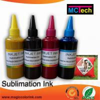 Wholesale Bulk Dye Sublimation ink for Ricoh Gen5/Gen4 Printhead for T Shirt Printing printers from china suppliers