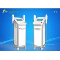 Wholesale Vertical IPL E Light SHR Hair Removal , Powerful Skin Care Machine from china suppliers