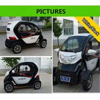 Quality 72V 1000W / 1200W / 1500W Brushless Motor Electric Passenger Car With Four Wheels for sale