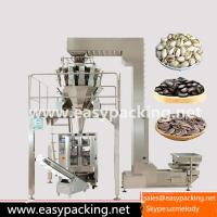 Wholesale Multi heads weigher puffed food/ granule packing machine from china suppliers