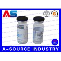 Wholesale Waterproof 10ml Vial Labels 4C Full Color For Steroid Pharmaceutical from china suppliers