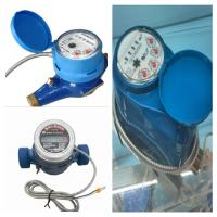 Quality Smart Digital AMR Water Meter With Remote Reading Dry Type Horizontal Installation for sale