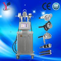 Wholesale Vertical ultrasonic slimming machine/ Vacuum cavitation rf body reshaping machine from china suppliers