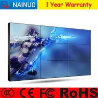 Wholesale highlight 700 nits screen Narrow Bezel Video Wall multi 46 inch TV wall from china suppliers