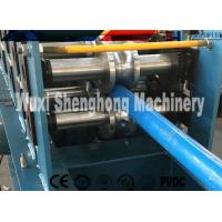 Wholesale Galvanized Down Pipe Roll Forming Machine Unique High Speed from china suppliers