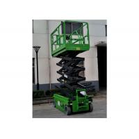 Wholesale 972kg Self Propelled Aerial Work Platform 6m Max Height Scissor Platform Lift from china suppliers