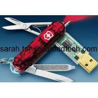 Wholesale 100% Real Capacity Promotional Multifunction Swiss Amry Knife USB Pen Drives from china suppliers