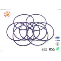 Buy cheap Customized  Purple High Temperature Silicone O Rings  For Auto Parts from wholesalers