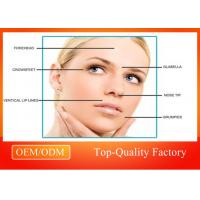 Wholesale Cross Linked Hyaluronic Acid Facial Injections / Hyaluronic Acid Wrinkle Fillers from china suppliers