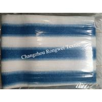 Wholesale Royal Blue And White Balcony Safety Netting Custom Apartment Balcony Privacy Screen from china suppliers