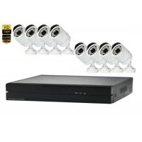 Wholesale Wall Mount 8 Channel NVR Kit 1080p 2MP 8 Ip Camera Security System from china suppliers