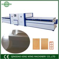Wholesale China PVC film vacuum membrane press machine for kitchen cabinet doors from china suppliers