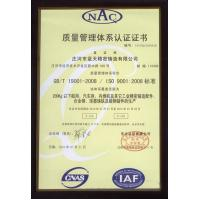 Dalian Baili Machine Tool Co.,Ltd Certifications