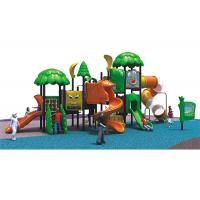 Wholesale Outdoor Playground Equipment For Parks, kids Outdoor Playground For Plastic from china suppliers