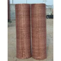 Wholesale China Copper Hexagonal Mesh,Copper Plating Chicken Wire Mesh from china suppliers