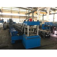 Wholesale Cassette Type Guardrail Roll Forming Machine with M Shape profile interchangeable from china suppliers