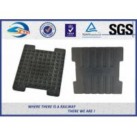 Wholesale Reinforced Virgin Material Nylon Rail Guide Plate / Angle Guide Plate EVA HDPE Rubber Part from china suppliers
