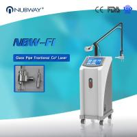 Buy cheap Skin rejuvenation facial treatment machine Fractional co2 laser machine from wholesalers