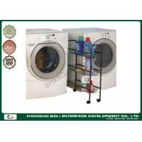 Wholesale Household bathroom fitting display shelf storage unit in laundry , wire shelving units from china suppliers