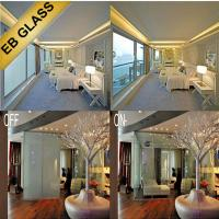 Wholesale Privacy PDLC smart film, smart privacy film, switchable pdlc film, smart glass, EB GLASS from china suppliers