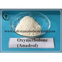 Wholesale TOP Muscle Oxymetholone Anadrol Muscle Building Steroids hormone 434-07-1 from china suppliers