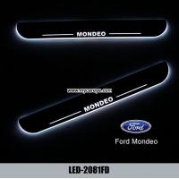 Wholesale Custom car door welcome light diy aftermarket for Ford Mondeo car upgrade from china suppliers