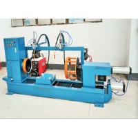 Wholesale Manual loading-unloading steel bottle seam welding machine CNC Metal Spinning Lathe from china suppliers