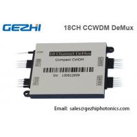 Wholesale 18 CH CCWDM Mux / DeMux MODULE Optical Passive Multiplexer Components from china suppliers