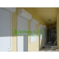 Wholesale White Color Aluminum Roller Shutter Window Manufacturer,Electric or Manual Operated from china suppliers