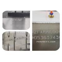 Buy cheap Stainless Steel Dot Peen Marking Machine , Automatic Marking Machine Long Life Span from wholesalers