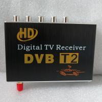 Wholesale HD car dvb-t2 digital tv receiver with multi language support 1080P Car TV Tunner from china suppliers