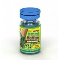 China Extract Green Coffee Bean fat burn diet pills herbal natural slimming pills on sale