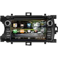 Wholesale 7 Inch Digital Toyota DVD GPS Car Radio , Fully Touch Screen Car DVD Player TYT-7848GD from china suppliers