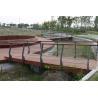 Buy cheap Long Lifetime Terrace Decking, Bamboo Decks For Garden / Balcony, Durable Bamboo Flooring & Decking from wholesalers