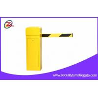Wholesale Outdoor Automatic Boom Vehicle Barrier Gate , Gate Arms Barrier Gates from china suppliers