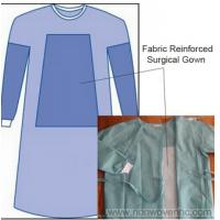 Wholesale PP / SMS nonwoven fabric Surgical Gown from china suppliers
